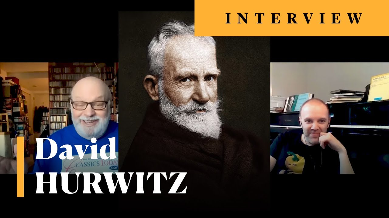 An Exclusive Interview With Classical Music Critic David Hurwitz Youtube