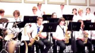 To Be or not To Bop - Lennie Nichaus - Hartland High School Jazz Band
