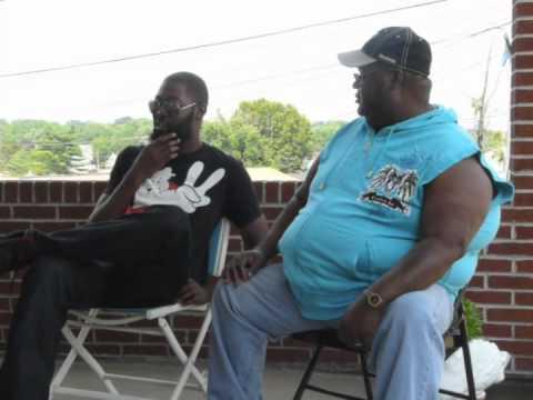 Bennie Cowan and Benzel Baltimore of Parliament Funkadelic Interview