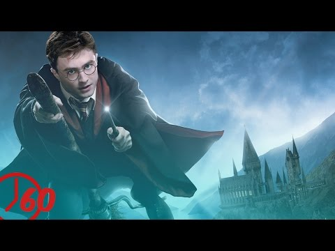 60 Seconds Of Harry Potter FACTS EP. 2