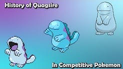 How GOOD was Quagsire ACTUALLY? - History of Quagsire in Competitive Pokemon (Gens 2-6)