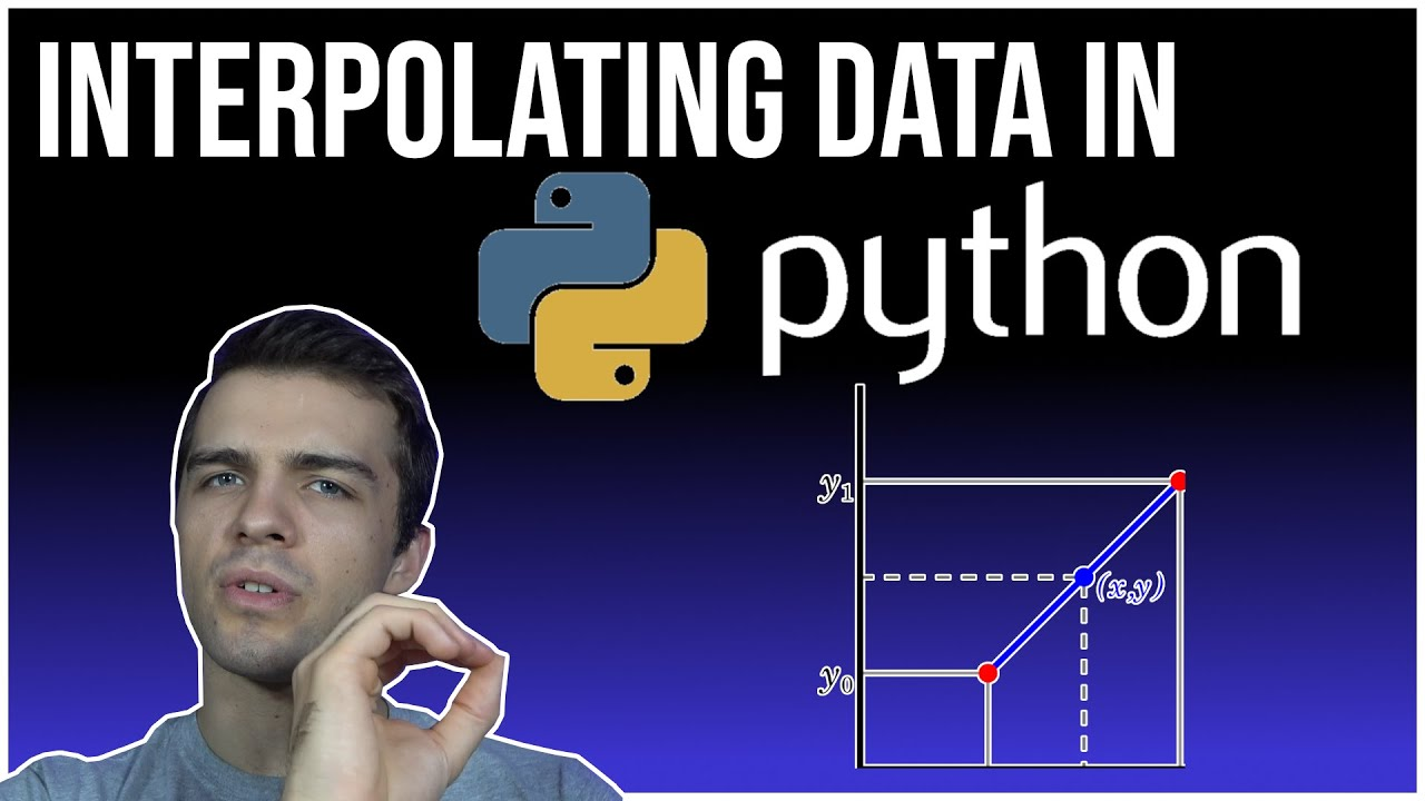 How to Interpolate Data In Python