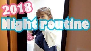 【大公開】ぬーんのナイトルーティーン〜Night routine〜