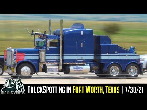 Truck Spotting in