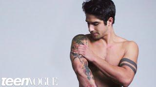 vuclip Teen Wolf's Tyler Posey Explains His Tattoos | Teen Vogue
