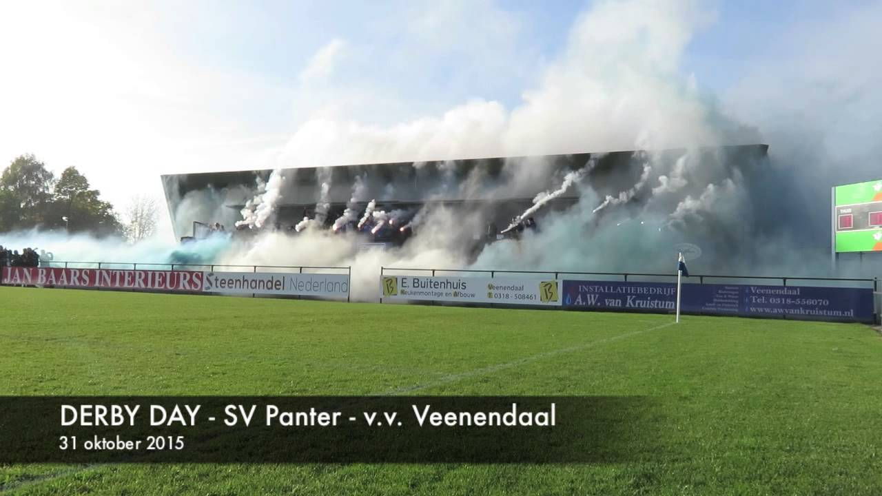 SV Panter - v.v. Veenendaal - YouTube