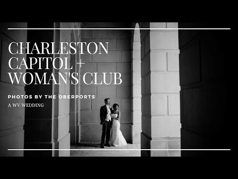 charleston-wv-capitol-wedding-ceremony-//-woman's-club-reception