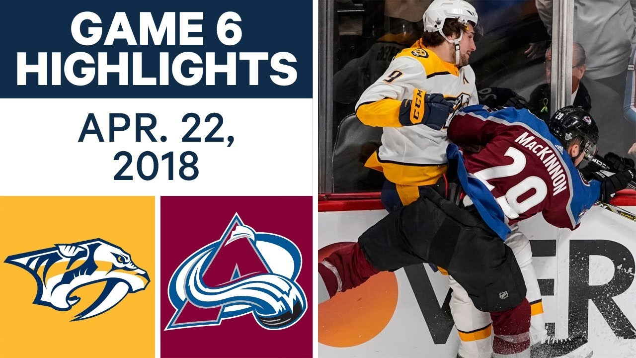 bed4aaf30e2 NHL Highlights