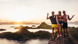 WE FOUND A HIDDEN PARADISE! (KOMODO ISLANDS) | VLOG 134