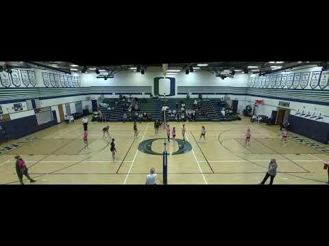 The Oakridge School vs. Liberty Christian Varsity Womens' Volleyball