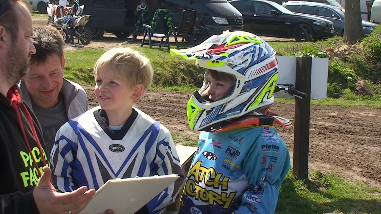 mx park m nster kinder motocross auf ktm sx 50 youtube. Black Bedroom Furniture Sets. Home Design Ideas