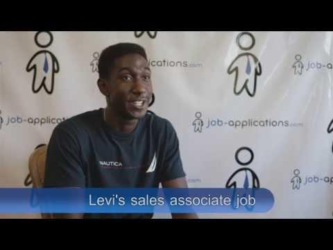 Levi's Interview - Sales Associate
