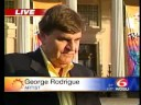 NBC News - George Rodrigue interview at NOMA
