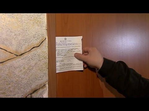 Сургутские приставы прошлись по адресам должников