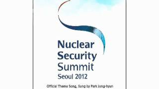 Lena Park(박정현) - Peace Song (English Ver.) @2012 Seoul Nuclear Security Summit (Official Theme Song)
