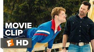 Eddie the Eagle Movie CLIP - Training Montage (2016) - Taron Egerton, Hugh Jackman Movie HD