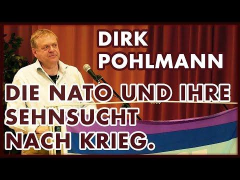 Dirk Pohlmann: Die NATO und ihre Sehnsucht nach Krieg
