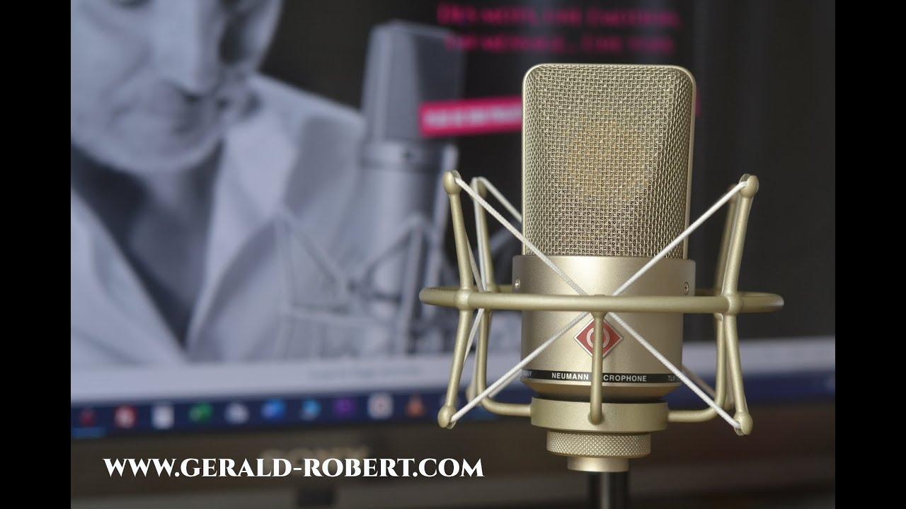 Bande démo Voix Off 2021    Gérald Robert