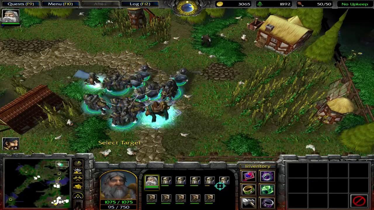 Warcraft frozen throne sexy maps