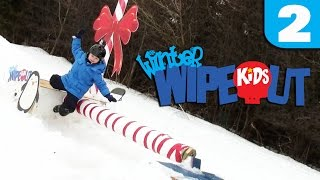 Winter Wipeout Kids - Episode 2