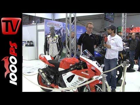 Suzuki GSXR-Cup und V-Strom - Interview mit Jan Breckwoldt