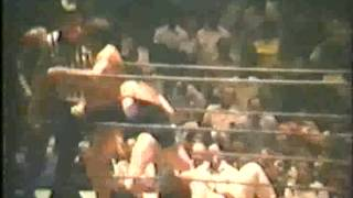 1970s Brown/Rossi vs Kent/Gallagher Memphis Wrestling Matches
