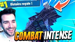 🥇 DES COMBATS DE CONSTRUCTIONS INTENSES !! ► Fortnite Saison 4