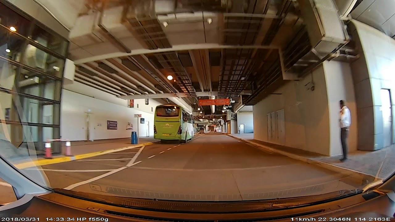 香港泊車好去處 - 啟德郵輪碼頭停車場 (入) - YouTube