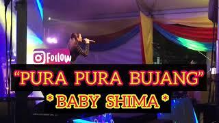 LIVE PURA PURA BUJANG - BABY SHIMA #babyshima