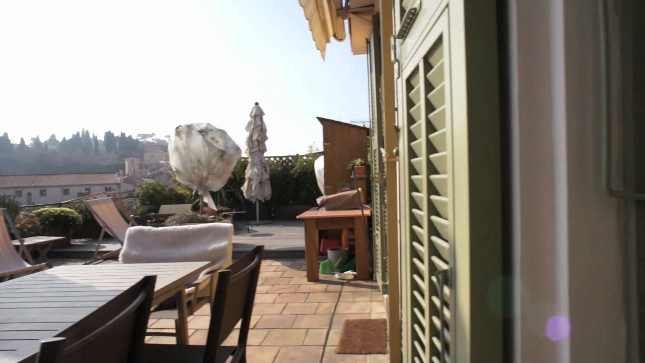 Location Appartement Toit Terrasse Nice Nice Garibaldi Appartement A Vendre Toit Terrasse - Youtube