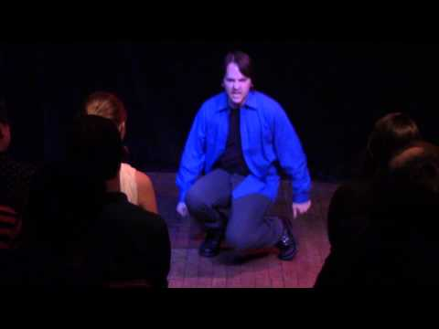 Rest In Piece (Buffy The Vampire Slayer: Once More With Feeling) Xander Kozak at Cranky Cabaret