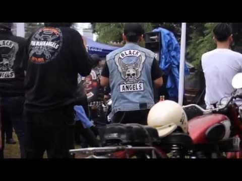 Harley Davidson: Black Angels 36th Anniversary - GearUp // Web