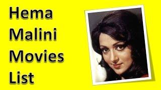 Hema malini movies list