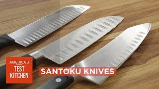 Equipment Review: Best Santoku Knives & Our Testing Winners