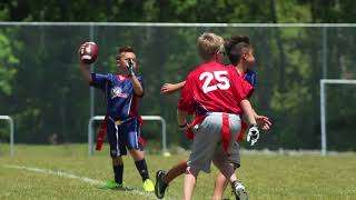 i9 Sports 352: Flag Football Player Highlights- South Wilmington (5/12/18)