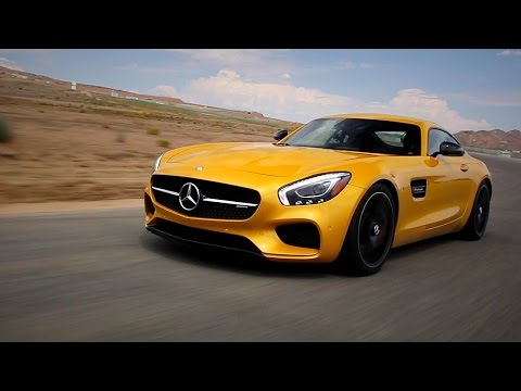 2017 Mercedes-AMG GT and GT S - Review and Road Test