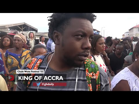 King Of Accra talks to GH Daily about his upcoming project
