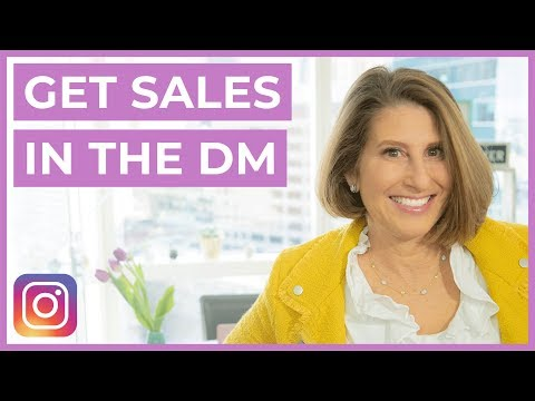 Instagram DM Strategy (GET SALES IN THE DM)