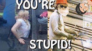 You're Stupid! #4