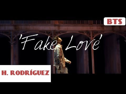 BTS (방탄소년단) 'FAKE LOVE' COVER ESPAÑOL   Héctor Rodríguez (Teaser)