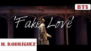 BTS (방탄소년단) 'FAKE LOVE' COVER ESPAÑOL | Héctor Rodríguez (Teaser)