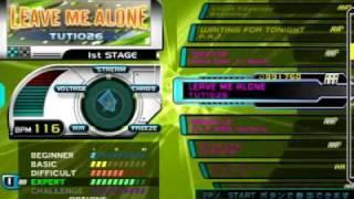 DDR SuperNOVA 2 (JP) - FULL Song list Line Record