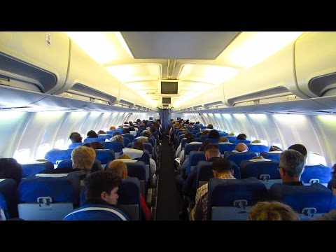 TRIP REPORT | TAROM Boeing 737-300 | Bucharest to Madrid | Economy [Full HD]