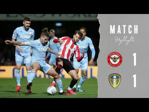 Брентфорд  1-1  Лидс Юнайтед видео