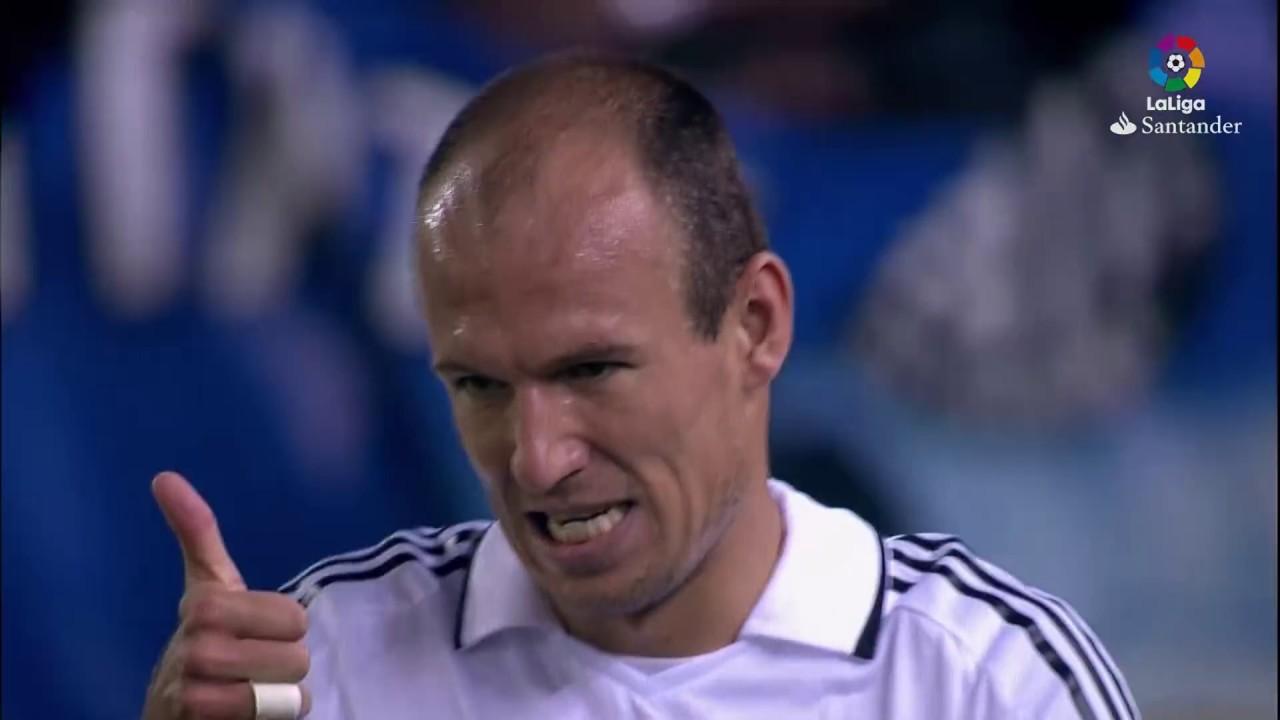 Robben and Thiago skills - video dailymotion