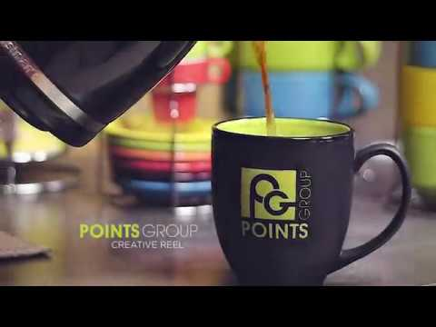 Points Group Creative Reel