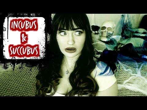 Incubus & Succubus | Demonology | Rosa Klochkov