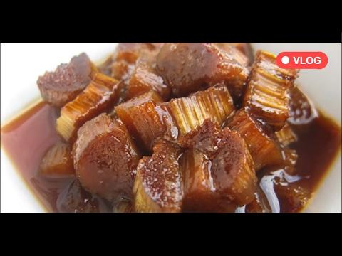vlog---course-à-pied-et-recette-de-rhubarbe-confite-naturellement-sans-gluten-marc-welter