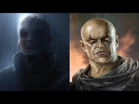 Why Supreme Leader Snoke is Darth Bane (The Snoke-Bane Theory)
