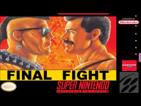 [Snes Music] Final Fight - Slum Alleyway (Extended)